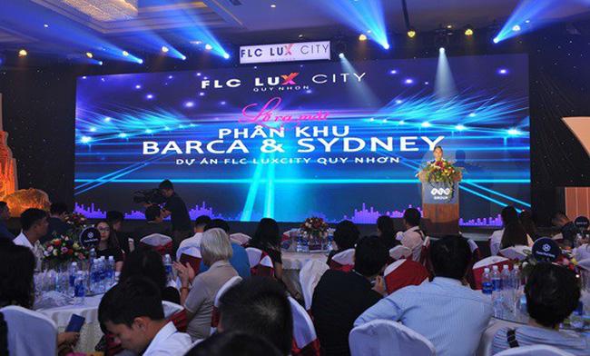 ra mắt 2 phân khu của dự án flc lux city quy nhơn